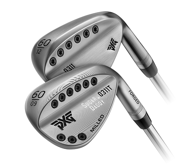 PXG 0311 and PXG 0311T Wedges