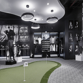 PXG Reveals New Standalone Retail & Fitting Studio