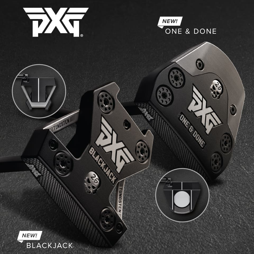 PXGM 1118 2020 Year in Review Putters