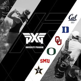 PXG Introduces New University Program Supporting Men