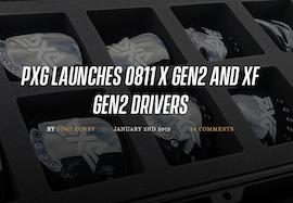PXG Launches 0811 X GEN2 and XF GEN2 Drivers