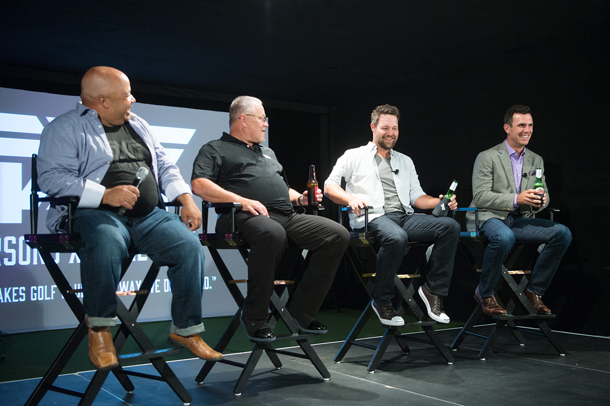 PXG Headquarters Grand Opening Panel