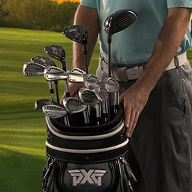An up-close look at Parsons Xtreme Golf