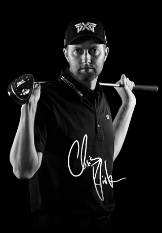 Chris Kirk plays PXG