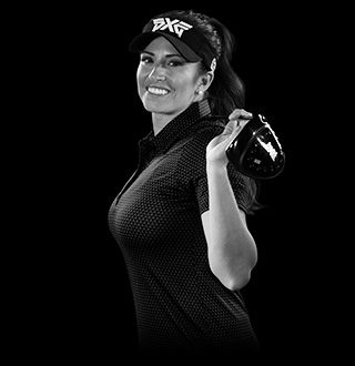 Gerina Piller plays PXG