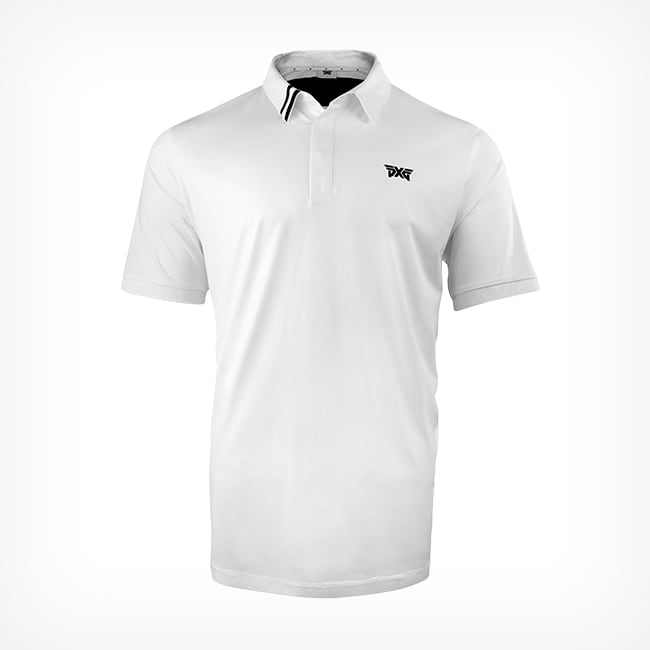 Buy Men's PXG Back Point Short Sleeve Polo