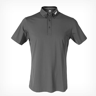 Buy Men's PXG Button Collar Polo