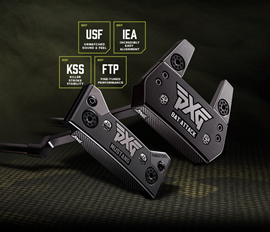 PXG Debuts Two New Battle Ready Putters To Help Golfers Lock On the Pin & Sink More Putts