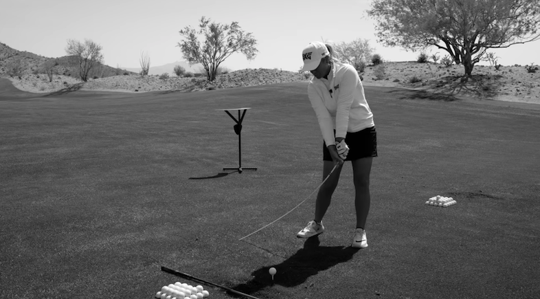 Sarah Stone: Creating An Upward Angle Of Attack With Your Driver