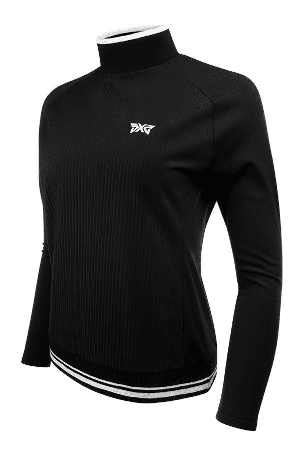 Long Sleeve Mockneck Shirt Listing Image