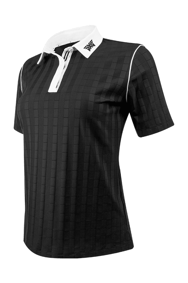 Buy Short Sleeve Line Point Polo