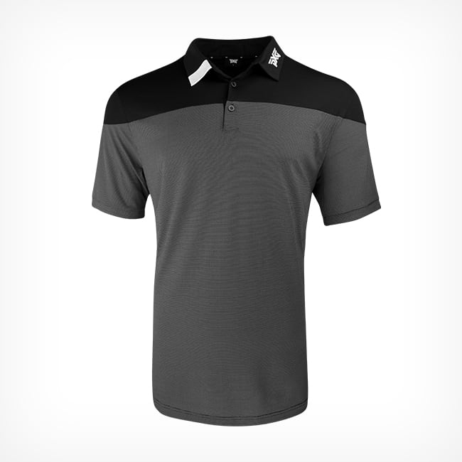 Buy Men's PXG 2 Tone Short Sleeve Polo