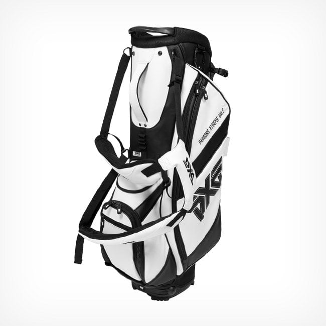PXG Black & White Stand Bag