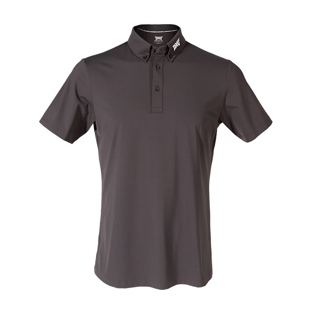 Men's PXG Button Collar Polo