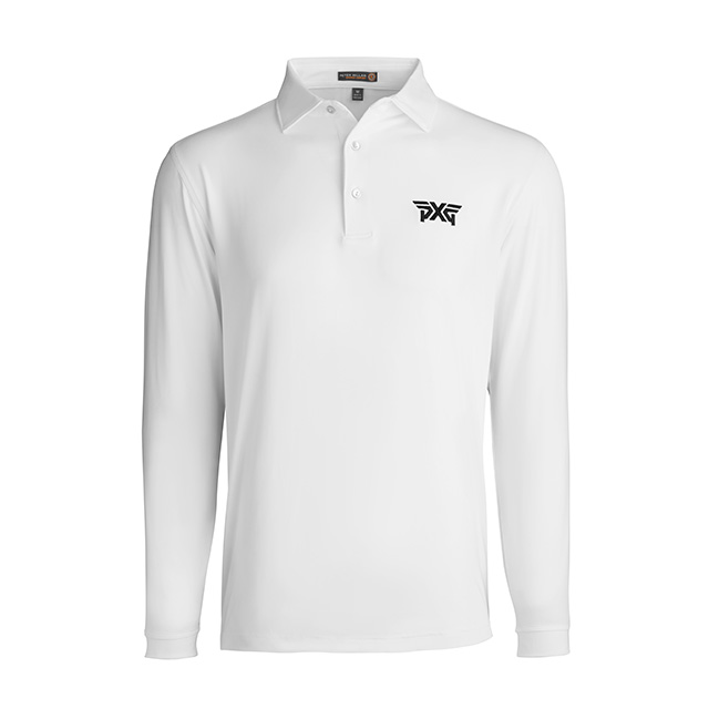 Men's Peter Millar Long Sleeve Polo