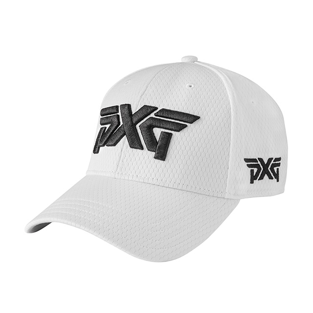 PXG Fitted Pro Hex Curved Bill Hat
